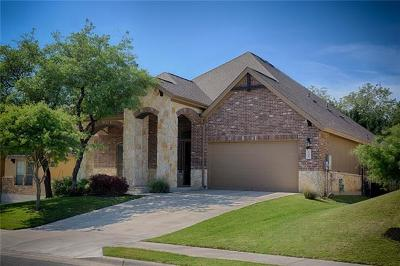 Cedar Park Single Family Home For Sale: 2509 Lou Hollow Pl