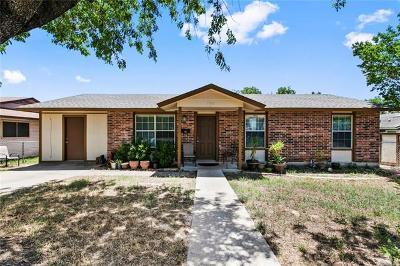 Austin Single Family Home Pending - Taking Backups: 1111 Lawson Ln