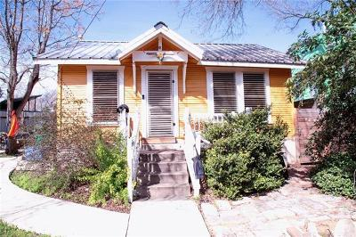 Austin Single Family Home For Sale
