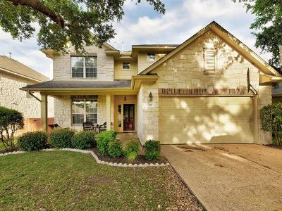 Round Rock Single Family Home Pending - Taking Backups: 2017 Kimbrook Dr