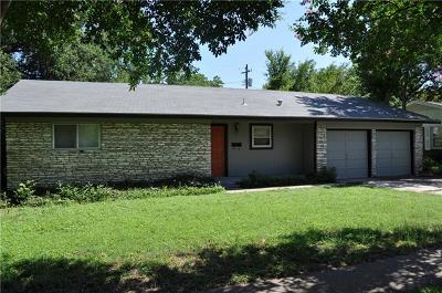 Austin Single Family Home For Sale: 4535 Pack Saddle Pass