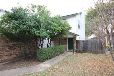 Austin Rental For Rent: 12200 Alderbrook Dr #B