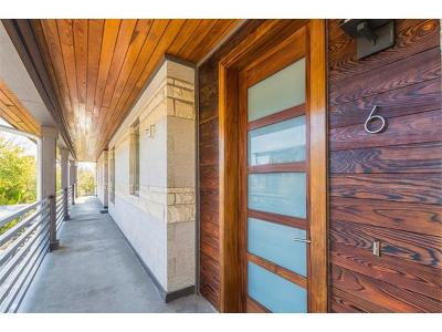 Austin Condo/Townhouse For Sale: 1504 Collier St #6