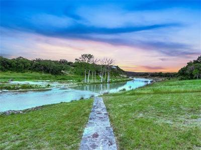 Wimberley Single Family Home For Sale: 130 Water Park Rd