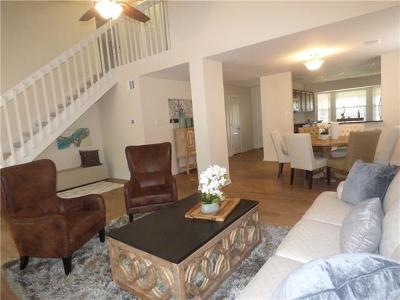 Hays County, Travis County, Williamson County Single Family Home For Sale: 7702 Finch Trl