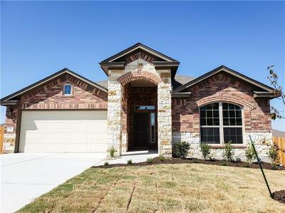 Pflugerville Single Family Home For Sale: 716 Coltrane Dr