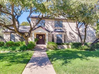 Austin Single Family Home For Sale: 213 Hurst Creek Rd