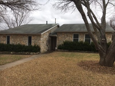 Round Rock Single Family Home Pending - Taking Backups: 401 Fairlane Dr