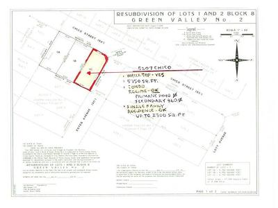 Residential Lots & Land For Sale: 5207 Chico