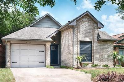 Travis County Single Family Home For Sale: 2104 Margalene Way