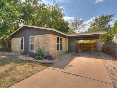 Travis County Single Family Home Pending - Taking Backups: 115 Frederick St