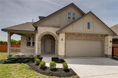 Pflugerville Single Family Home For Sale: 19312 Wearyall Hill Ln