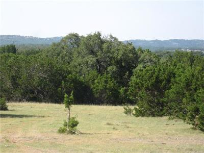 Dripping Springs Residential Lots & Land For Sale: 8151 W Fitzhugh Rd