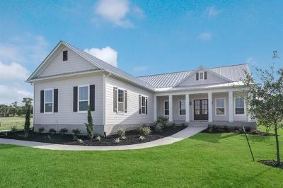 Driftwood Single Family Home For Sale: 486 Cypress Springs Dr