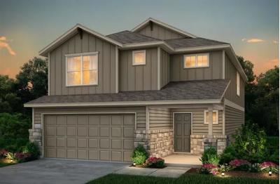 Liberty Hill Single Family Home For Sale: 109 La Dera Dr