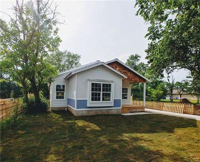 Bastrop Single Family Home Pending - Taking Backups: 1806 Hill St