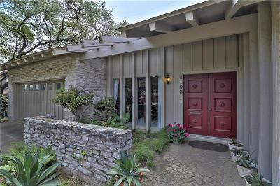 Austin Single Family Home For Sale: 4103 Greystone Dr