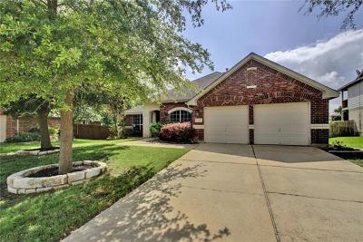 Pflugerville Single Family Home For Sale: 2201 Village View Loop