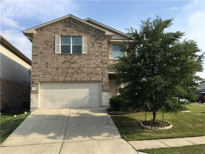 Pflugerville Single Family Home Pending - Taking Backups: 3401 Stephens St