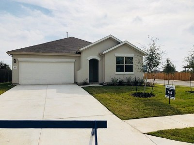 Pflugerville Single Family Home For Sale: 3921 Jennie Marie Drive