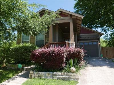 Single Family Home For Sale: 10724 Sorghum Hill Cv