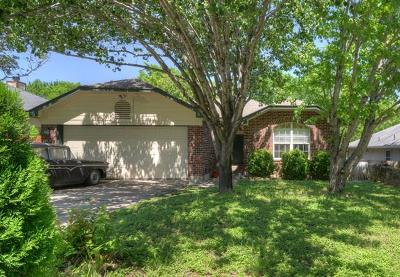 Austin Single Family Home For Sale: 5802 Teri Rd