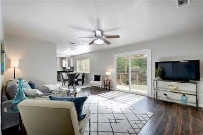 Austin Single Family Home For Sale: 7203 Barnsdale Way