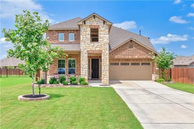 Pflugerville Single Family Home For Sale: 16228 Chianti Cv
