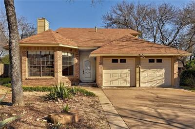 Austin TX Single Family Home For Sale: $385,000