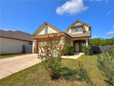 Austin Single Family Home For Sale: 6816 Bay City Bnd