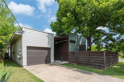 Austin Condo/Townhouse For Sale: 3700 Garden Villa Ln #1