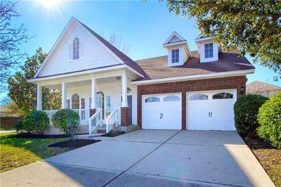 Travis County Single Family Home Pending - Taking Backups: 14900 Jacks Pond Rd