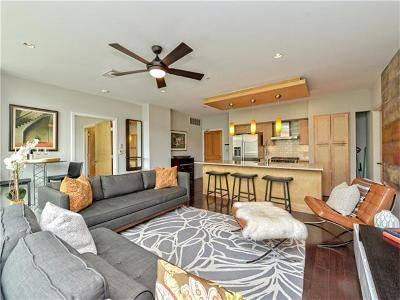Austin Condo/Townhouse For Sale: 1600 Barton Springs Rd #6405