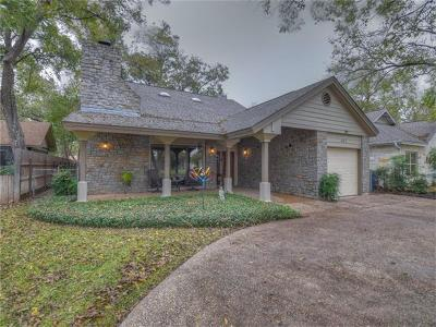 Burnet County Single Family Home For Sale: 402 Meadowlakes Dr