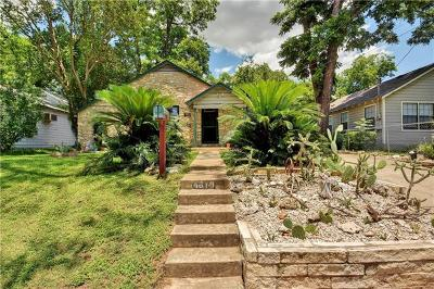 Austin Single Family Home For Sale: 4610 Lyons Rd
