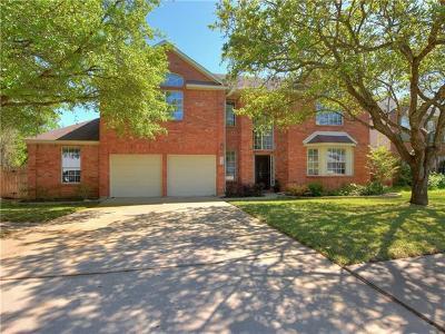 Cedar Park Single Family Home Pending - Taking Backups: 1110 Pebble Brook Rd
