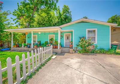 Austin Single Family Home For Sale: 2709 Zaragosa St