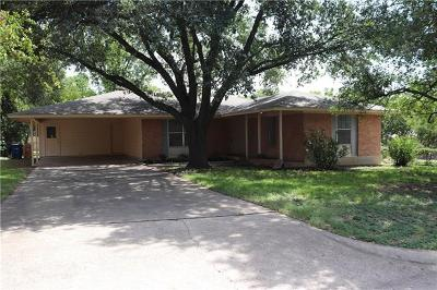 Single Family Home For Sale: 2204 Colgate Ln