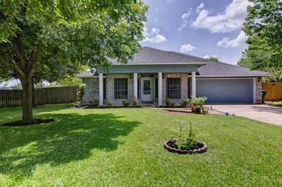 Buda Single Family Home For Sale: 1010 Magnolia Cv