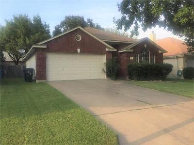 Austin Single Family Home Pending - Taking Backups: 2304 Rick Whinery Dr