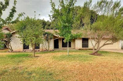 Austin Single Family Home For Sale: 9824 Childress Dr