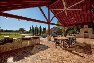 Dripping Springs Single Family Home For Sale: 31300 Ranch Road 12