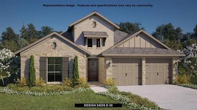 Manor Single Family Home Pending: 13716 Arbor Hill Cv