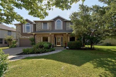 Travis County, Williamson County Single Family Home Pending - Taking Backups: 13217 Humphrey Dr