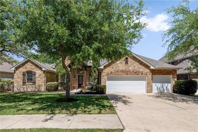 Cedar Park Single Family Home For Sale: 3911 Remington Rd