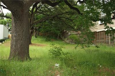 Austin Residential Lots & Land For Sale: 1401 S 6th St