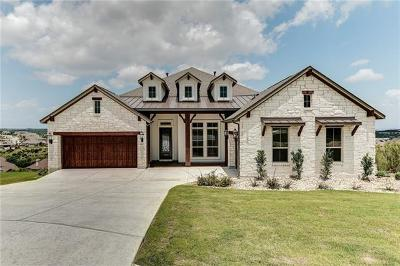 Austin Single Family Home For Sale: 18117 Heard Loop