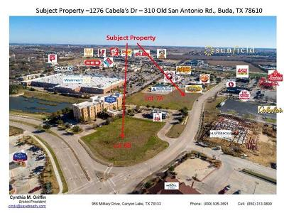 Buda Residential Lots & Land For Sale: 310 Old San Antonio Rd