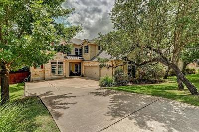 Austin Single Family Home For Sale: 7517 Wisteria Valley Dr