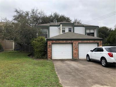 Multi Family Home For Sale: 8310 Bradford Edward Cv